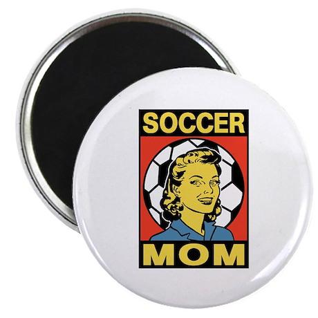 Soccer Mom Magnet (10 pk)