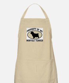 Property of Norfolk Terrier BBQ Apron