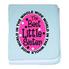 little sis all.png baby blanket