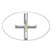 double cross 1 Decal