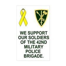 42nd MP Brigade <BR>Family Decal