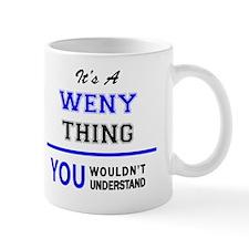 Cute Wenis Mug