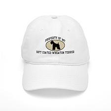 Property of Soft Coated Wheat Baseball Cap