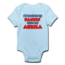 Rather Be With Abuela Body Suit