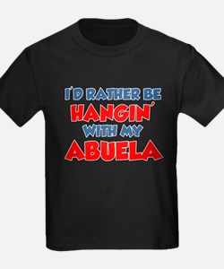 Rather Be With Abuela T-Shirt