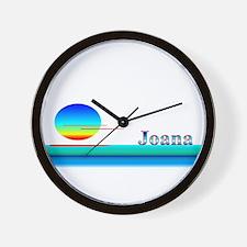 Joana Wall Clock