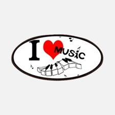 I Love Music Patches