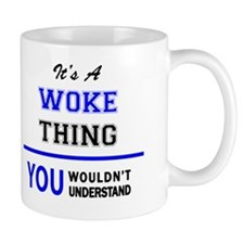 Unique Woke Mug
