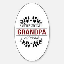 Custom Worlds Greatest Grandpa Decal