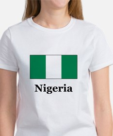 Nigeria Women's T-Shirt