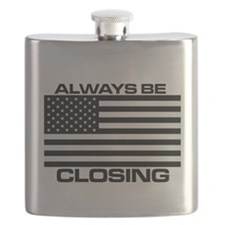 ALWAYS BE CLOSING Flask