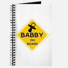 Titty Babby On Board' Journal
