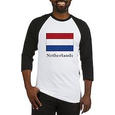 Netherlands Culture Baseball Jersey