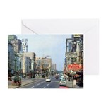 Canal St 1960 Cards (Pk of 10)
