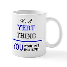 Cute Yert Mug