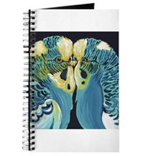 Budgie Parakeet Love Journal