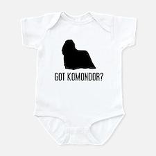 Got Komondor Infant Bodysuit