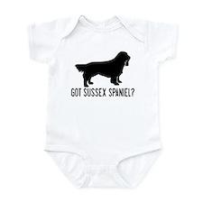 Got Sussex Spaniel Infant Bodysuit