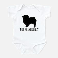 Got Keeshound Infant Bodysuit