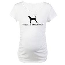Got Black and Tan Coonhound Shirt