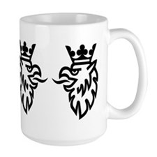 Griffins are born from jets Mugs