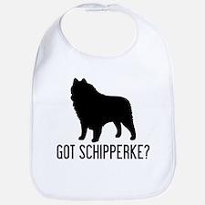 Got Schipperke Bib