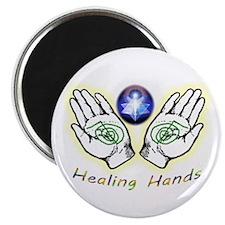 Healing Hands Magnets