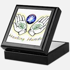 Healing hands Keepsake Box