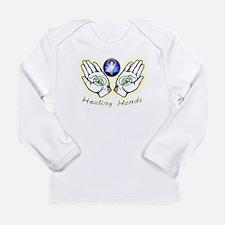 Healing hands Long Sleeve T-Shirt