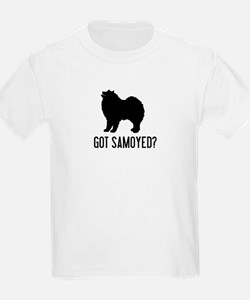 Got Samoyed T-Shirt