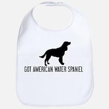 Got American Water Spaniel Bib