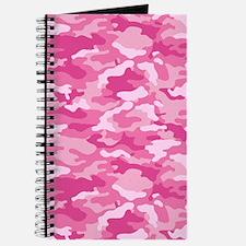 Pink Camo Journal