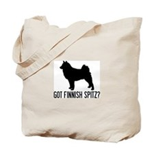 Got Finnish Spitz Tote Bag