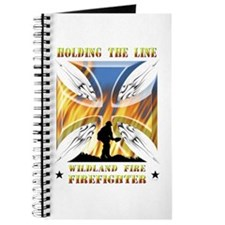 Wildland Firefighter (Holding the Line) Journal