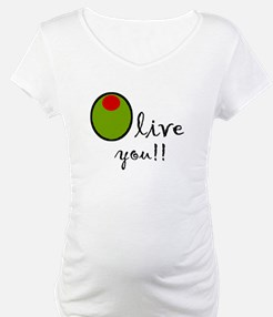 Olive You Shirt