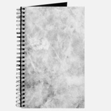 Beautiful Grey Marble Journal