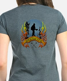 Wildland Firefighter (Hold th Tee