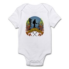 Wildland Firefighter (Hold the Lin Infant Bodysuit