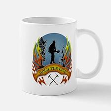 Wildland Firefighter (Hold the Line) Mug