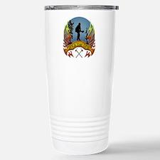 Wildland Firefighter (H Travel Mug