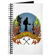 Wildland Firefighter (Hold the Line) Journal
