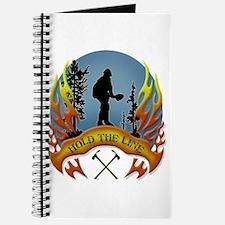 Wildland Firefighter (Hold the Line) Journal