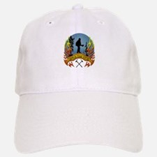 Wildland Firefighter (Hold the Line) Baseball Baseball Cap