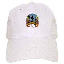 Wildland Firefighter (Hold the Line) Baseball Cap