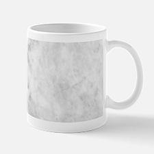 Beautiful Grey Marble Mugs
