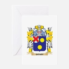 Cosby Coat of Arms - Family Crest Greeting Cards