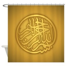 Bismala Shower Curtain