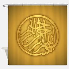 Bismala Shower Curtain