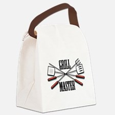 Grill Master Canvas Lunch Bag