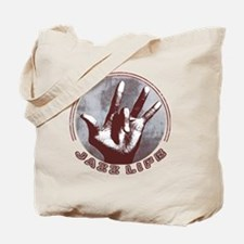 Cool Hand Tote Bag